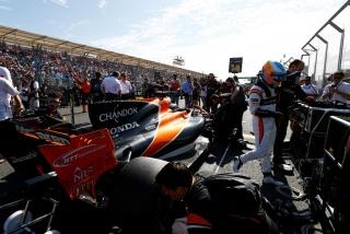 Fotos Fernando Alonso F1 2017 Foto 23