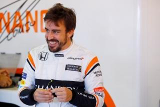 Fotos Fernando Alonso F1 2017 Foto 26