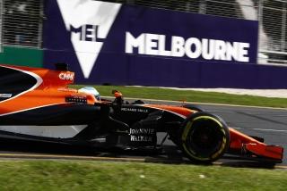 Fotos Fernando Alonso F1 2017 Foto 29