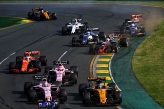 Fotos Fernando Alonso F1 2017 Foto 31