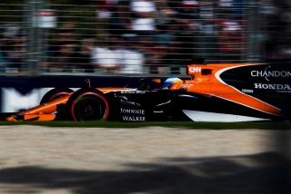 Fotos Fernando Alonso F1 2017 Foto 34