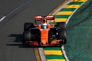 Fotos Fernando Alonso F1 2017 Foto 39