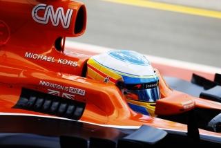 Fotos Fernando Alonso F1 2017 Foto 42