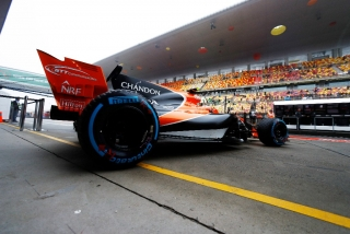 Fotos Fernando Alonso F1 2017 Foto 48