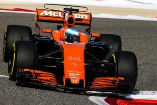 Fotos Fernando Alonso F1 2017 Foto 52