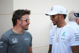 Fotos Fernando Alonso F1 2017 Foto 54