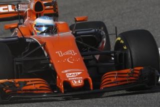 Fotos Fernando Alonso F1 2017 Foto 56