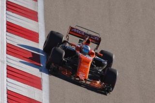 Fotos Fernando Alonso F1 2017 Foto 63