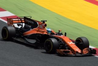 Fotos Fernando Alonso F1 2017 Foto 67