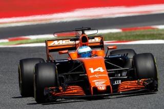 Fotos Fernando Alonso F1 2017 Foto 71