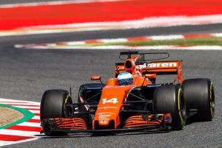 Fotos Fernando Alonso F1 2017 Foto 72