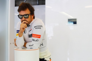 Fotos Fernando Alonso F1 2017 Foto 78