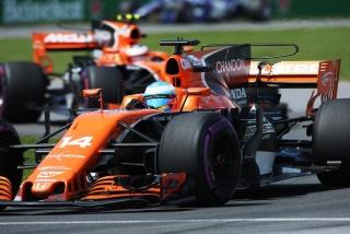 Fotos Fernando Alonso F1 2017 Foto 81