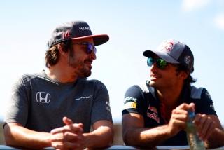 Fotos Fernando Alonso F1 2017 Foto 95