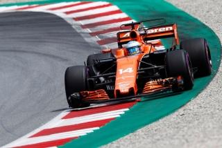 Fotos Fernando Alonso F1 2017 Foto 105