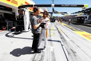 Fotos Fernando Alonso F1 2017 Foto 108