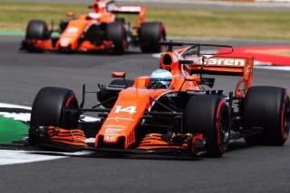 Fotos Fernando Alonso F1 2017 Foto 111