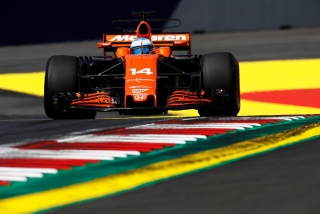 Fotos Fernando Alonso F1 2017 Foto 115