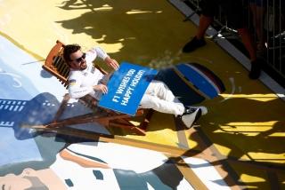 Fotos Fernando Alonso F1 2017 Foto 121