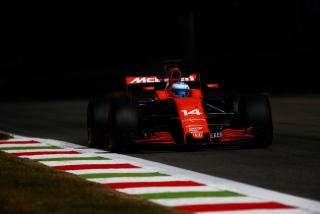 Fotos Fernando Alonso F1 2017 Foto 124