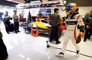 Fotos Fernando Alonso F1 2017 Foto 125