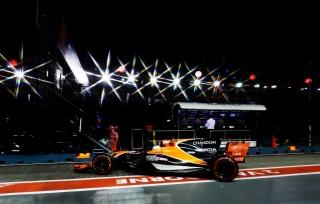 Fotos Fernando Alonso F1 2017 Foto 129