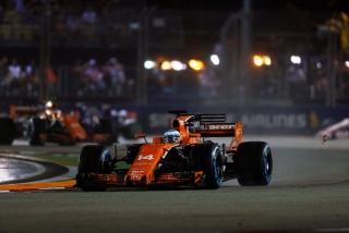 Fotos Fernando Alonso F1 2017 Foto 133