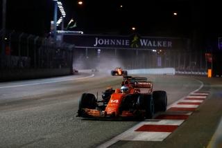 Fotos Fernando Alonso F1 2017 Foto 134