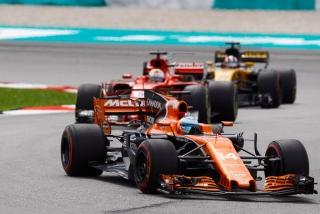 Fotos Fernando Alonso F1 2017 Foto 138