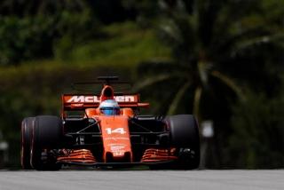 Fotos Fernando Alonso F1 2017 Foto 139