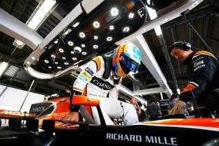 Fotos Fernando Alonso F1 2017 Foto 144