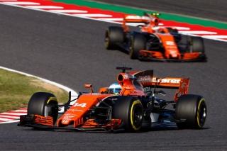 Fotos Fernando Alonso F1 2017 Foto 146