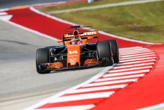 Fotos Fernando Alonso F1 2017 Foto 152