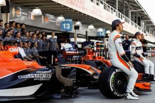 Fotos Fernando Alonso F1 2017 Foto 174