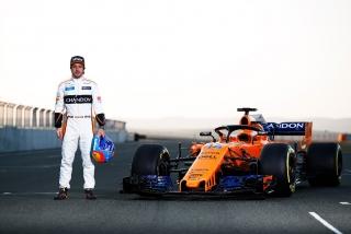 Fotos Fernando Alonso F1 2018 Foto 2