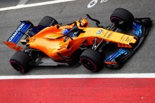 Fotos Fernando Alonso F1 2018 Foto 3