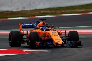 Fotos Fernando Alonso F1 2018 Foto 4