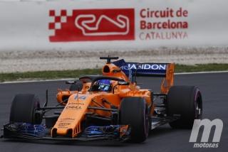 Fotos Fernando Alonso F1 2018 Foto 5