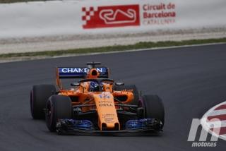 Fotos Fernando Alonso F1 2018 Foto 6