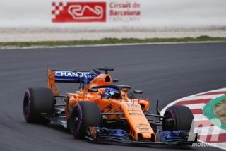Fotos Fernando Alonso F1 2018 Foto 7