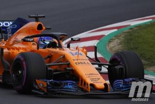 Fotos Fernando Alonso F1 2018 Foto 8