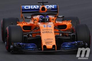 Fotos Fernando Alonso F1 2018 Foto 9