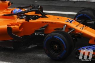Fotos Fernando Alonso F1 2018 Foto 12
