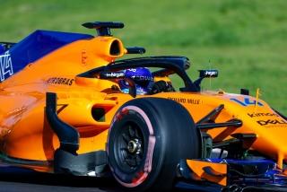 Fotos Fernando Alonso F1 2018 Foto 15