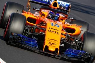 Fotos Fernando Alonso F1 2018 Foto 16