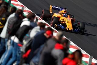 Fotos Fernando Alonso F1 2018 Foto 17