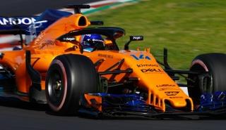 Fotos Fernando Alonso F1 2018 Foto 18