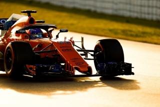 Fotos Fernando Alonso F1 2018 Foto 19