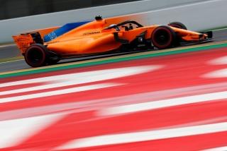Fotos Fernando Alonso F1 2018 Foto 21
