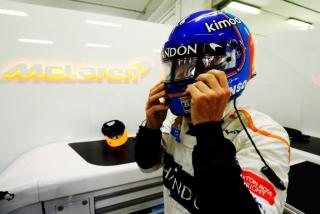 Fotos Fernando Alonso F1 2018 Foto 22